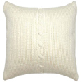 Chunky Cable Cushion - Aran