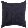 Twist Cushion - Cream / Silver