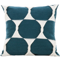 Twist Cushion - Teal