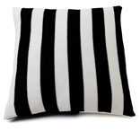 Deckchair Cushion Cover - Silver