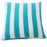 Deckchair Cushion Cover - Lagoon