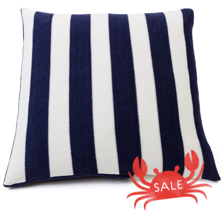 Deckchair Cushion Cover - Sailor