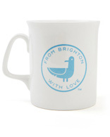 Oscar the Seagull Bone China Mug