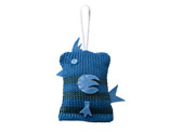 Tiny Birdy Toy - Blue