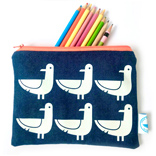 Zipped Pouches - Large